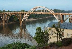Edmund Pettus Bridge. Image: Getty