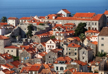 Dubrovnik Walls - Copy