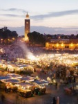 Jemaa el Fna. Image: Getty