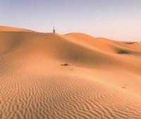 Abud Dhabi Desert